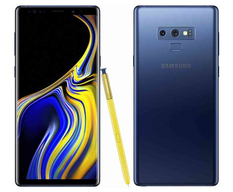 1 Samsung Galaxy Note 9 Phone Samsung Galaxy Note 9 N960fd 512gb Unlocked Phone Blue Zp Ebay