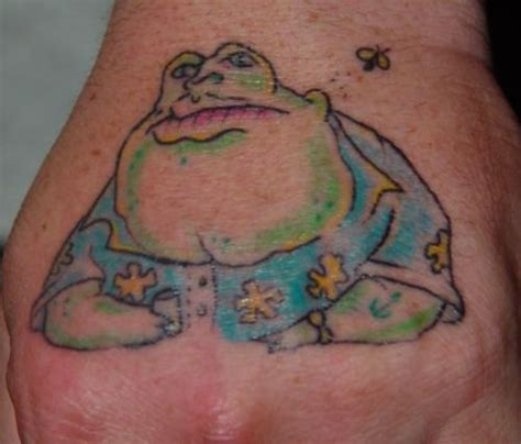 princess and the frog tattoo frog tattoos