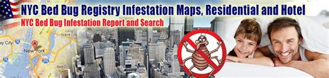 bed bug registry nyc new york city bed bug registry maps database nyc bed