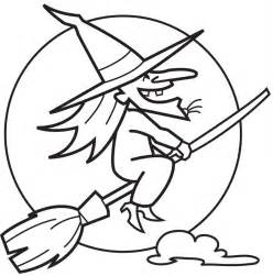 witch coloring pages pictures of witches coloring home
