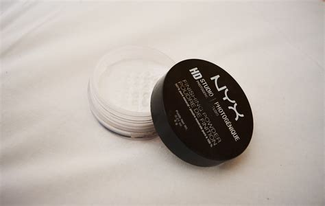 Nyx Powder nyx translucent powder detailed review