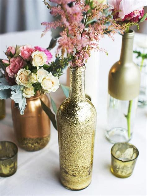 27 Stunning Spring Wedding Centerpieces Ideas Tulle Centerpiece Ideas