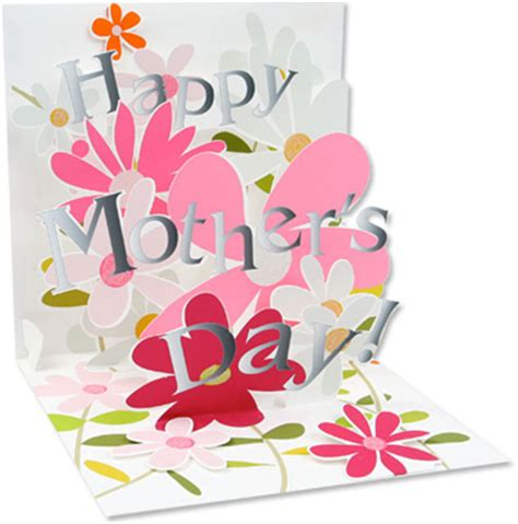 pop up card mothers day templates free pop up treasures greeting card s day words