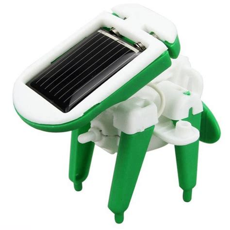 Solar Kit Robot Solar Educational 3 In 1 Robot Rakit new 6 in 1 educational solar toys kit robot chameleon us