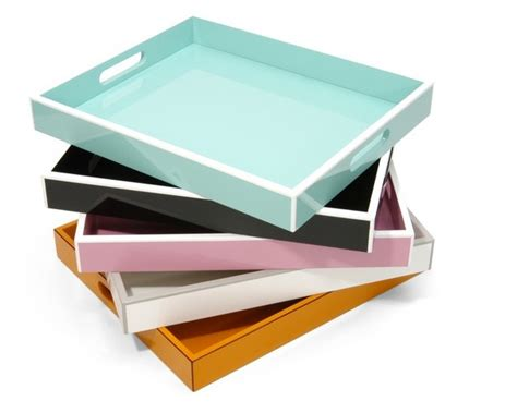Lacquer Trays For Ottomans Ottoman Tray Ottoman Trays Lacquer Trays Lacquer Trays