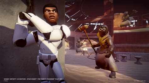 film disney infinity review the disney infinity 3 0 star wars the force