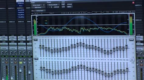 Tutorial Bass Tony Smith Advanced Bass Grooves waves at namm 2013 geq graphic equalizer funnydog tv