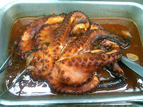 recetas de cocina horno pulpo al horno receta