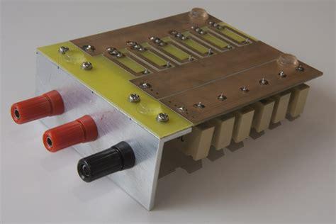 resistors for dummy load simple resistor based dummy load soldernerd