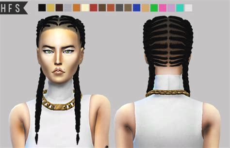 sims 4 cc braids the sims 4 male dreads hairstyle gallery