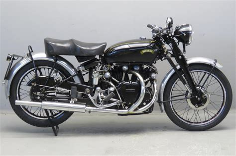 The Black Shadow vincent 1950 black shadow 1000cc 2 cyl ohv 2606 yesterdays