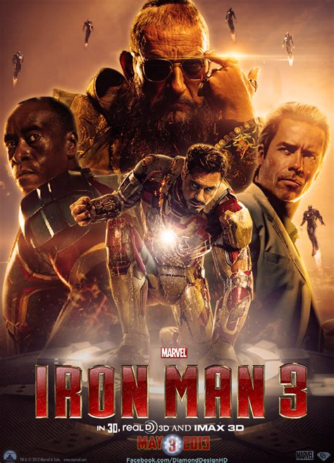 film marvel iron man ric s reviews film iron man 3
