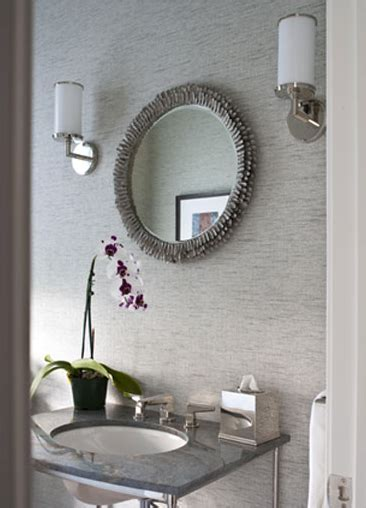 gray bathroom contemporary bathroom elissa grayer design