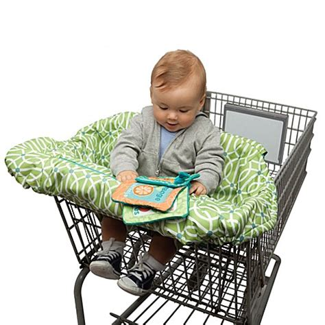 raharjo baby shopping chart boppy 174 shopping cart cover in park gate green buybuy baby