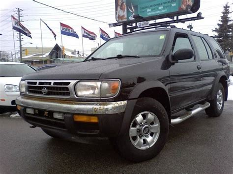 buy nissan pathfinder 1998 nissan pathfinder we buy and trade call now for more