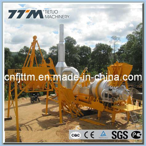 Mixer Cina 80tph mobile asphalt mixing plant cina professional