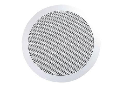 Speakers On Ceiling by C2g 6in Ceiling Speaker White 39904 Speakers Wall