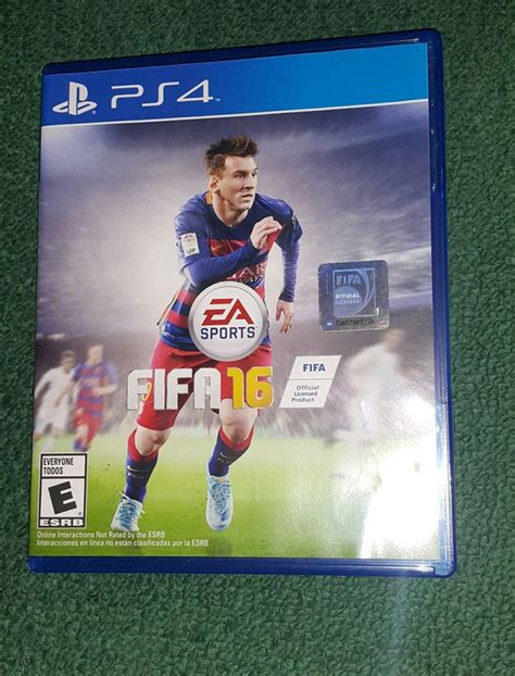 Sale Ps4 Fifa 2018 Region 3 New fifa 16 ps4 for sale or with pes 2016 sold and gadgets for sale nigeria