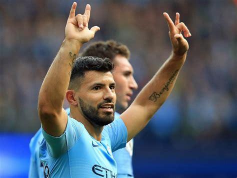 aguero alleiniger vierter die besten premier league