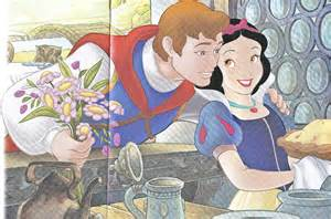 snow white picture book walt disney book images the prince princess snow white