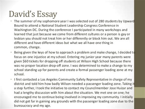 College Admission Essay Why I Want To Attend by Communicating Your Stories Tips For Great College Application Essays