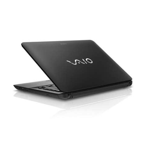 Sony Svf 14212 sony vaio svf 14212sg black jakartanotebook