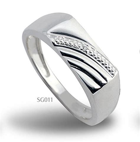 Silver Gents Ring   Eldorado Jewellers