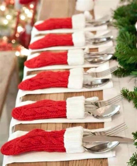 cute christmas table decorating ideas easy decorations page 2 of 2 princess