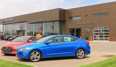 dealership hyundai new hyundai dealership opens in saskatoon canadian auto