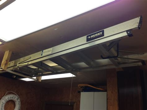 Costco Kitchen Furniture by Hang Ladder In Garage Ceiling Optimizing Home Decor