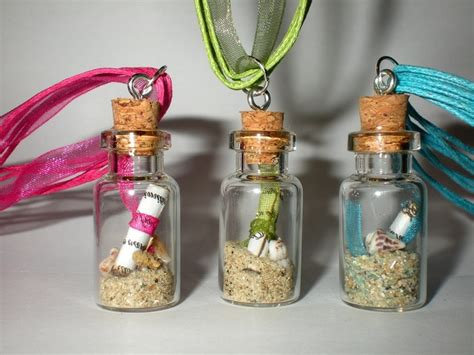 mini craft projects mini glass bottle crafts find craft ideas