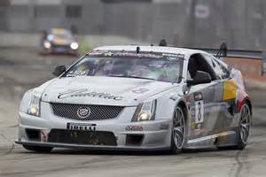 Cadillac Race Racing The Cadillac Cts V Caddyinfo Cadillac