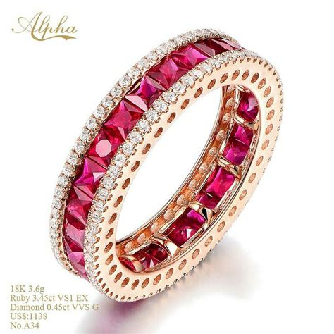 Ruby 3 45ct 42 best gold jewelry images on gold