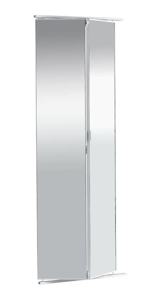 24 Inch Bifold Closet Doors Veranda 24 Inch Frameless Mirrored Bifold Door The Home Depot Canada