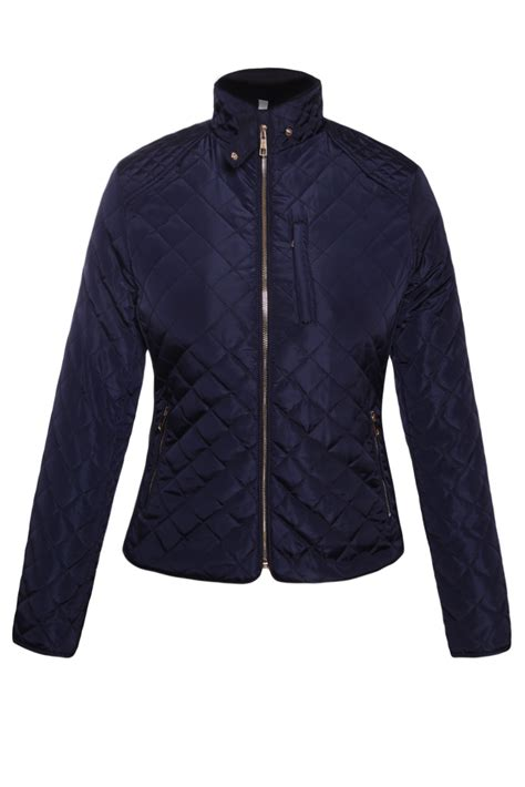 Navy Quilted Jacket by Navy Quilted Jacket Fashionhub Products