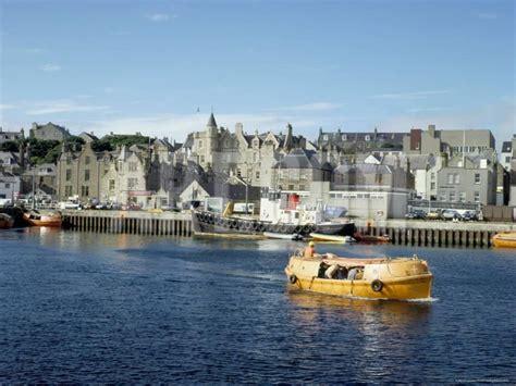The Harbour, Lerwick, Shetland Islands, Scotland, United ...