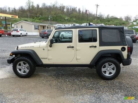 tan jeep wrangler 2011 sahara tan jeep wrangler unlimited rubicon 4x4