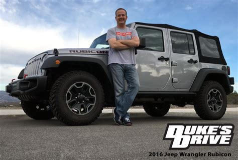 jeep wrangler unlimited problems duke s drive 2016 jeep wrangler unlimited rubicon review