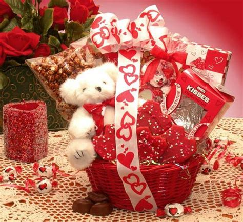 baskets for valentines day 15 day gifts ideas for him gift