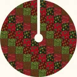 christmas tree skirt sewing pattern free patterns