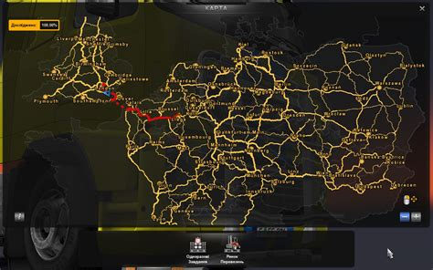 california map ets2 steam community guide how to open map on 100