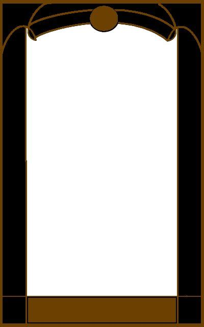 blank tarot card template phs cartomancy tarot card template by shadowstep09 on
