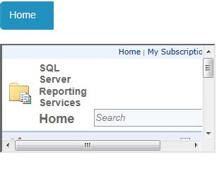 mvc layout null not working html showing ssrs reports page with in the browser using