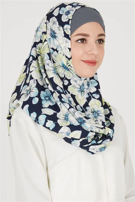 Osi By Heaven Lights sell osi navy instant hijabenka
