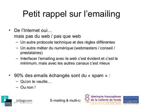 Petit Cabinet De Conseil En Stratégie by L Emailing Dans Une Strat 195 169 Gie Multicanale De Collecte De