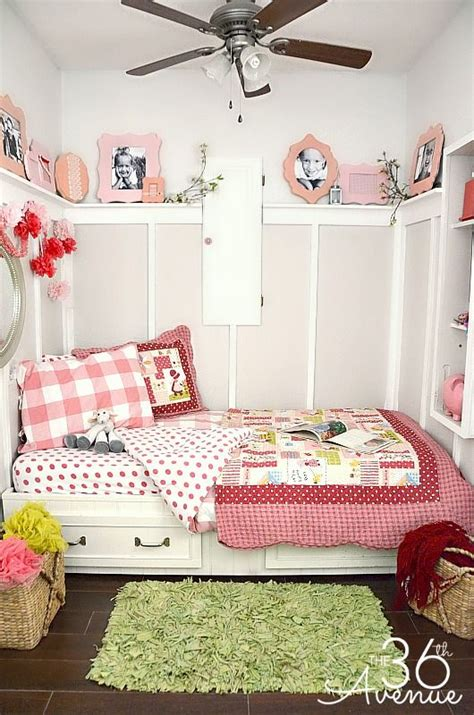decorate  small bedroom girls rooms bedroom