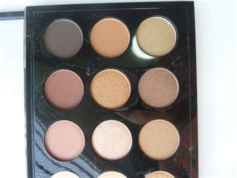 Eyeshadow X15 Warm Neutral Mac mac eyeshadow x15 warm neutral palette review