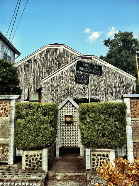 beer can house beer can house in houston favorite places spaces pinterest