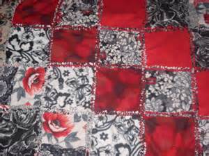 another no sew rag quilt thingy lots of pics now with