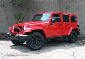 test drive 2015 jeep wrangler unlimited altitude edition
